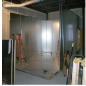 MRI Shielding Construction